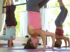 How to Stop Competing in Your Yoga Practice