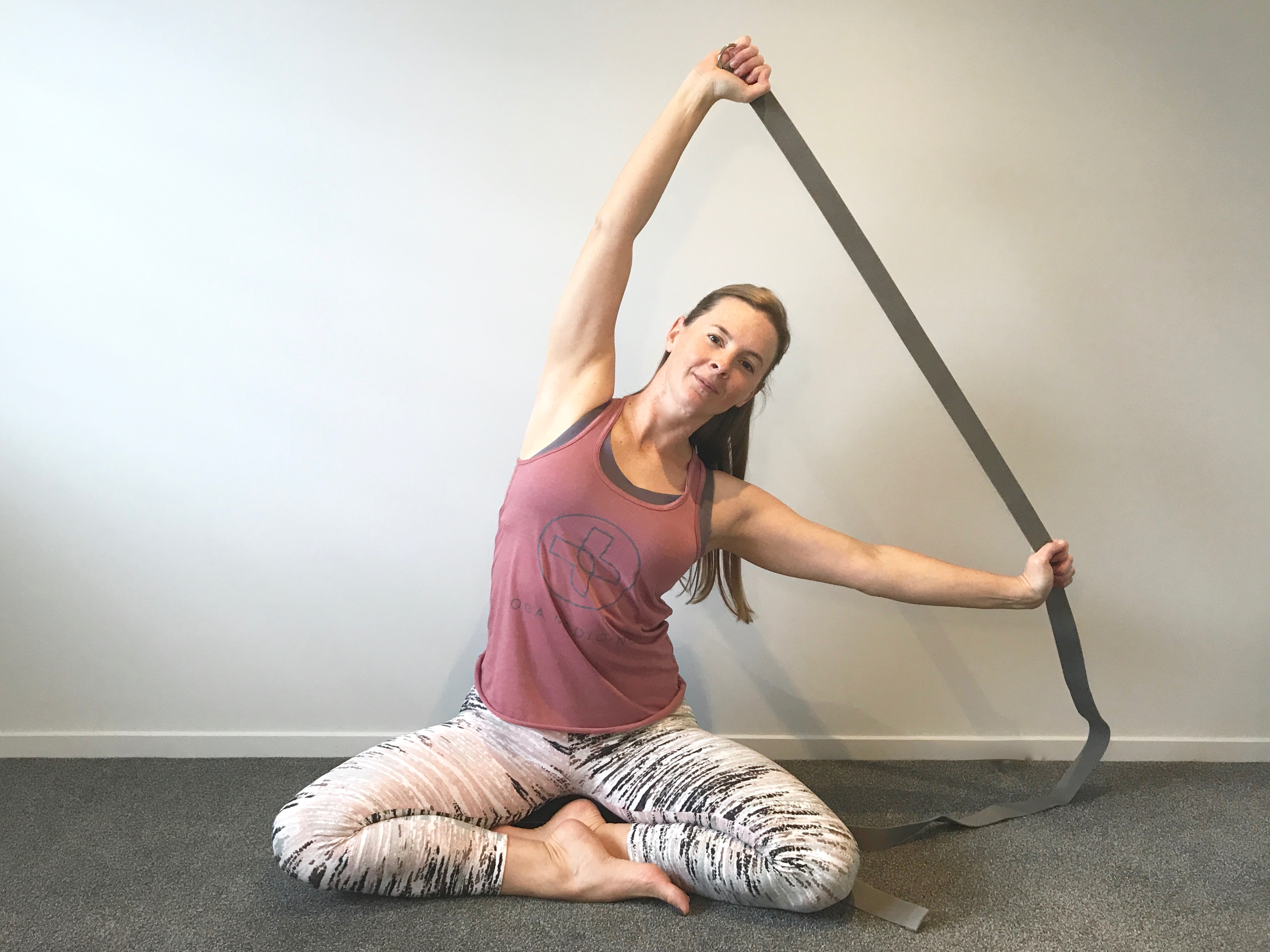 10 Ways Yoga Straps Can Deepen Your Practice Yoga Digest