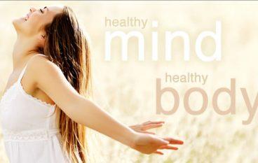 Meditation w/ Julie:  Healthy Mind, Healthy Body