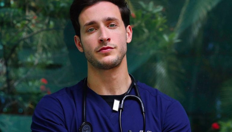Sexiest Dr. Alive Reveals How Not To Get Sick