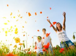 Help Your Kids Transition in Spring Time!