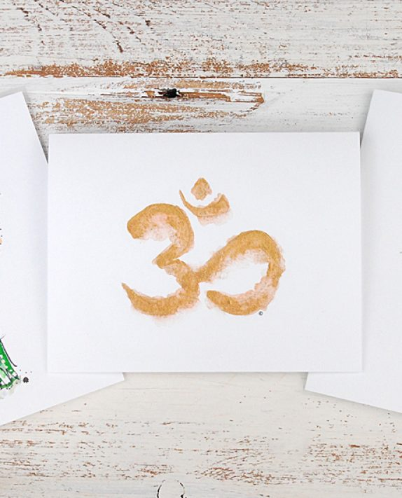 In Search of a Blank Canvas: One mom's artful journey to mindfulness