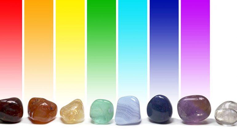 Chakras and Color Healing