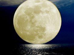 Meditation w/ Julie:  Full Moon Cleansing: