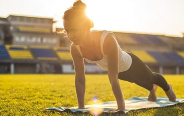 4 Ways Yoga and Meditation Can Help Athletes with Injury and Pain