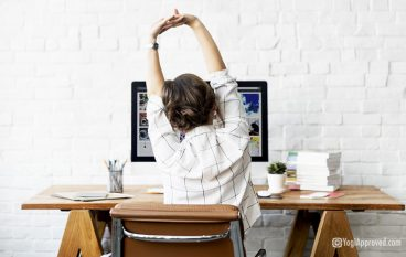 Five stretches you can do from your desk to maintain mobility