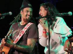 Michael Franti & Sara Agah Franti: One Love Movement Podcast
