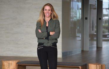 Change Maker Spotlight:  Lindsay Junk, President of YogaSix
