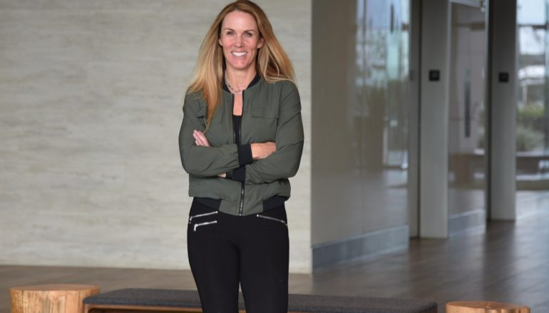Change Maker Spotlight:  Lindsay Junk, President of YogaSix