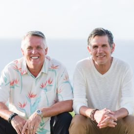 Bliss Champions – Eric Lochtefeld and Patrick Combs:  One Love Movement Podcast