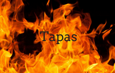 Tapping Into Tapas:  Creatures of Comfort  And how we can create change through Tapas