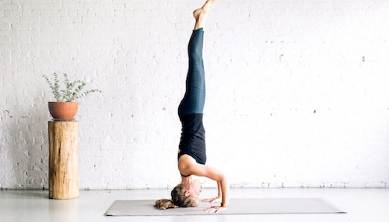 Why Headstands Don't Matter