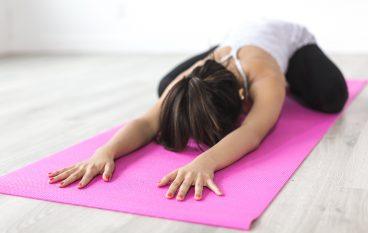 Try These 5 Yoga Poses for Better Sleep