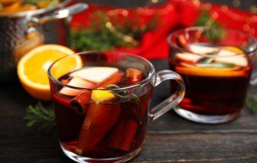 Warm & Spicy Red Wine Wassail