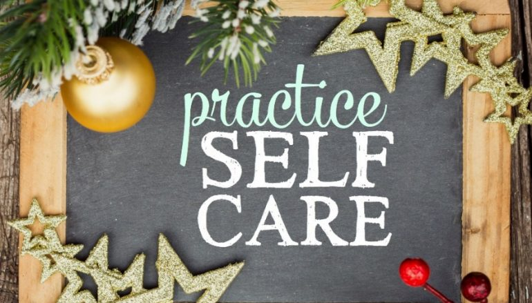 12 Days of Self Care for the Holidays