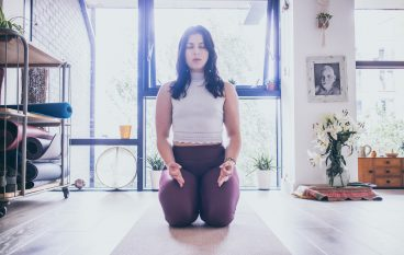 At-Home Meditation Techniques and Yoga Poses To Help With Anxiety During This  Time of Uncertainty
