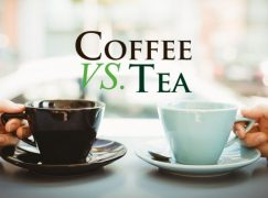 Coffee vs. Tea: Which is Healthier?