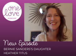 Heather Titus:  One Love Podcast