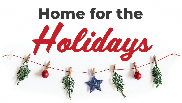 Gift Guide: Home for the Holidays