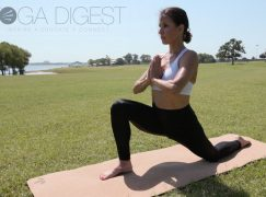 15 Minute Yoga Practice for Stress and Anxiety Relief